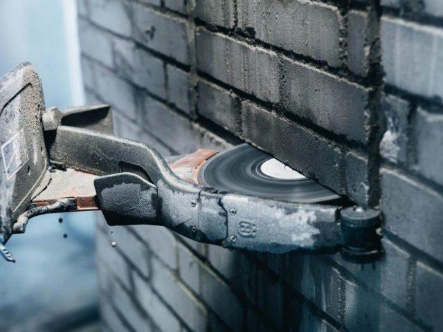 Алмазная резка бетона: виды оборудования